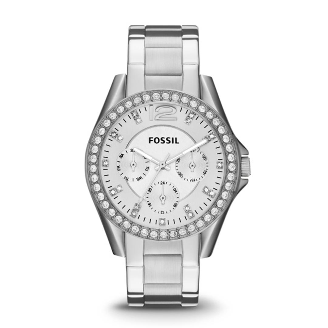 Fossil - Damen Uhr silber MK5829