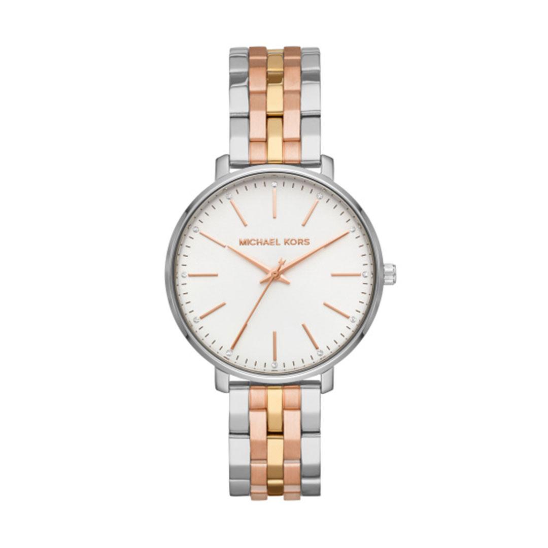 Michael Kors - Damen Uhr Silber, Rose, Gold MK3901