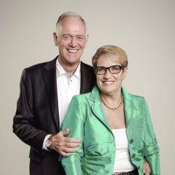 Helmut und Gertraud Wimmer