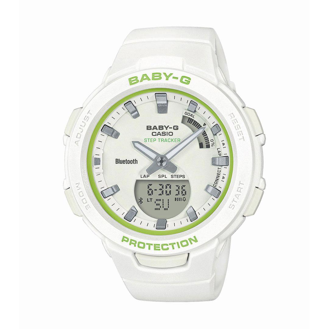Casio Uhr Baby-G BSA-B100SC-7AER