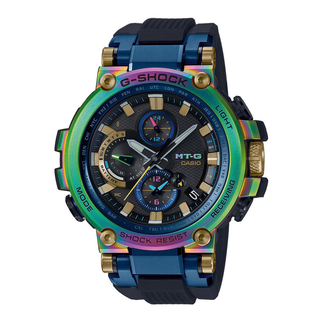 Casio Uhr G-Shock MTG-B1000RB-2AER