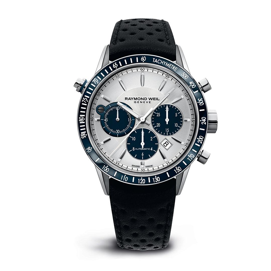 Raymond Weil Herren-Uhr Freelancer 1140-SC3-65521